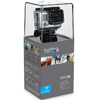 GoPro HERO3 Silver Edition Waterproof Camcorder