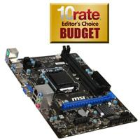 MSI Micro ATX B85M-E33 Motherboard