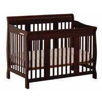 Stork Craft Tuscany Baby Crib