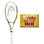 Head MicroGel Women's Tennis Racquet
