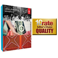 Adobe Photoshop Elements 12 Photo Editing Software