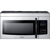 Samsung Smh1622 Review 1 6 Cu Ft Over The Range